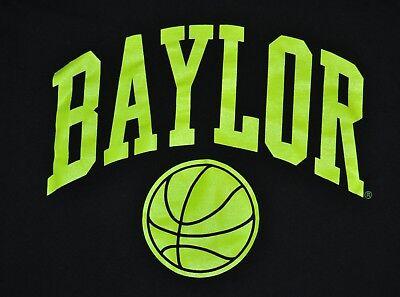 T-SHIRT XL XLARGE BAYLOR UNIVERSITY BEARS BASKETBALL BU WACO TEXAS Baylor University Bears
