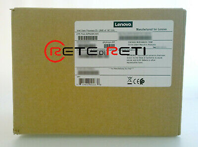€ 1225+IVA Lenovo 00YJ101 E5-2660v4 14C x3550 M5 CPU Kit NEW FACTORY SEALED