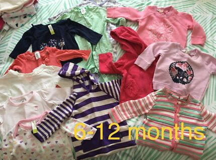 Baby Girl Clothes Big Bundle Size 3 6 9 12 Month Baby Clothing