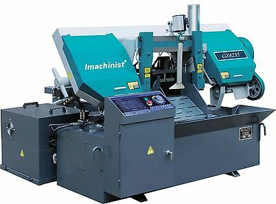 Automatic 14 Inch Band Saw Machine Horizontal Cnc Metal Cutting Bandsaws