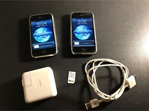 Apple iPhone 1st Gen Package - 4gb, 8gb, Rare SIM Card...