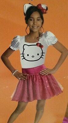 Sanrio Hello Kitty Tutu Girls Halloween Costume by Rubies](Hello Kitty Girl Halloween Costume)