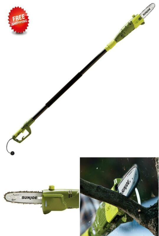 Tree Trimmer Pole Saw Electric Chainsaw Pruner Telescoping 1