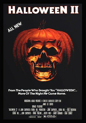 -A3- HALLOWEEN 2, 1981 MOVIE Film Cinema wall Home Posters Art - #21  ()