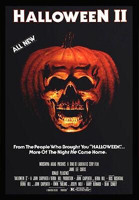 -A3- HALLOWEEN 2, 1981 MOVIE Film Cinema wall Home Posters Art - #21