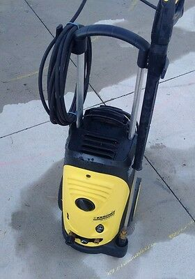 Mint Commercial Karcher Hd 2.315 C Ed Pressure Washer