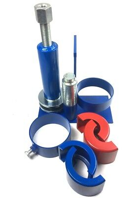 CLAMSHELL CARRIER BEARING PULLER KIT FOR SIDE DIFFERENTIAL & PINION BEARINGS
