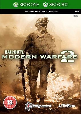 Call of Duty Modern Warfare 2 II Xbox 360 Xbox One New and Sealed usato  Spedire a Italy