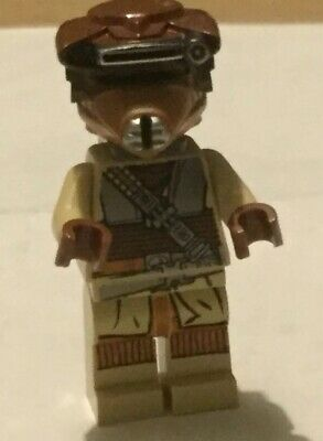 Lego Star Wars Boushh / Princess Leia Minifigure Jabba's Palace 9516