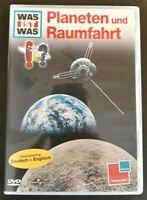 Was ist was? Planeten und Raumfahrt DVD Berlin - Mitte Vorschau