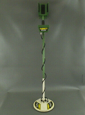 Garrett Ultra GTA350 Crossfire 2 Metal Detector Supreme Deepseeker Green