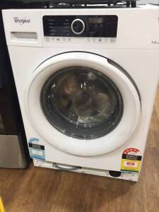 WHIRLPOOL 7.5KG FRONTLOAD WASHER
