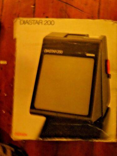 Vintage Osram Diastar 200 Slide Viewer Tested Works Made In Australia