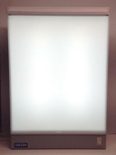 Star X-Ray PH96B2 Wall Mount X-Ray Film Viewer Illuminator
