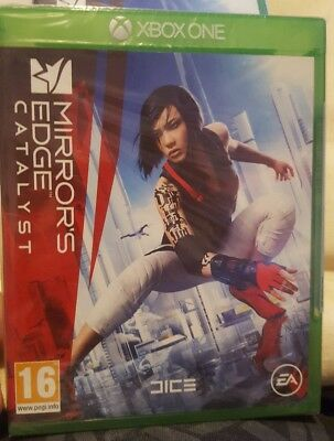 Usado, Mirrors Edge Catalyst XBOX ONE NEW SEALED segunda mano  Embacar hacia Spain