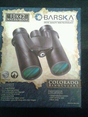 Бинокли и монокуляры Barska Binoculars Colorado