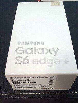 Samsung Galaxy S6 Edge Plus SM-G928T 32GB Smartphone for T-Mobile