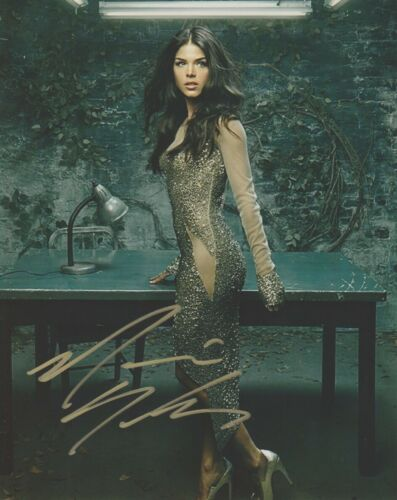 Marie Avgeropoulos The 100 Autographed Signed 8x10 Photo COA 2019-12