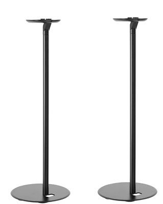 Lautsprecher-ständer (2 x Boxen Ständer Standfüsse Standfuß für SONOS ONE, PLAY 1 Lautsprecher Halter)