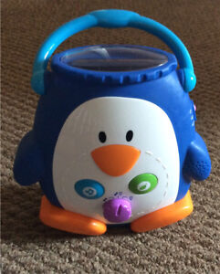 Fisher price song and nightlight toy