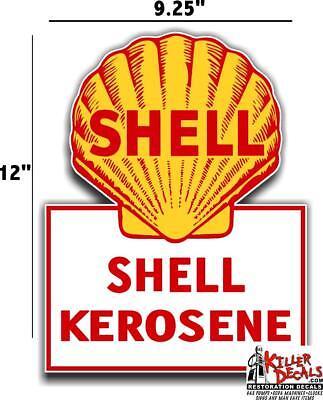 "DW407 Shell Penn 9/"" Water Transfer Decal"