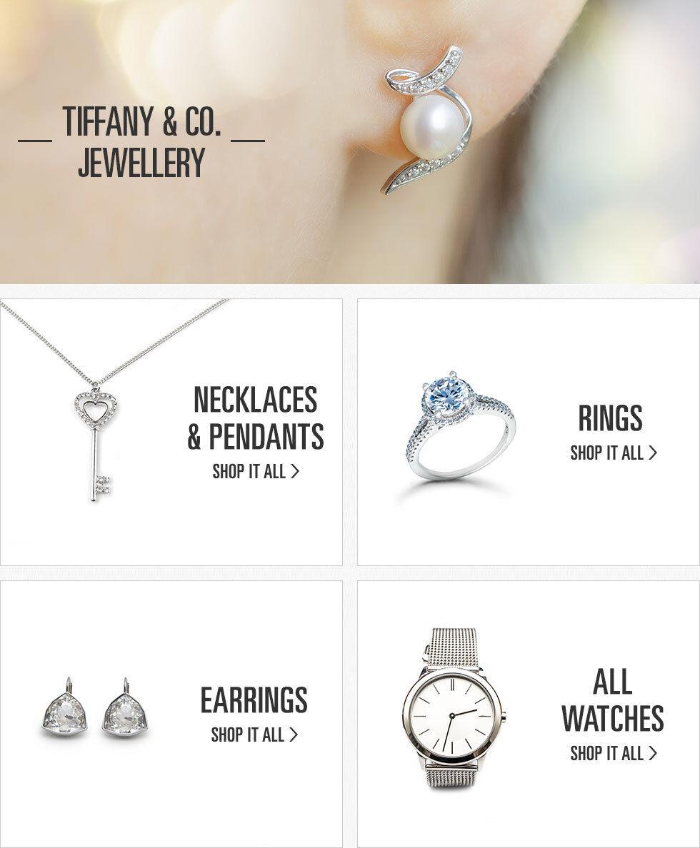 Tiffany   Co. Jewellery cdc97f598
