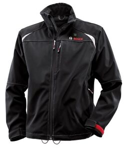 Bosch 12V Max Li-Ion Softshell Heated Jacket PSJ120M NEW Size Medium