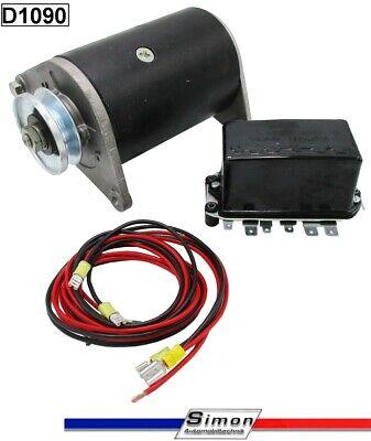 MONARK Regler für OLDTIMER SCHLEPPER TRAKTOR LKW mit BOSCH Generator //REGULATOR