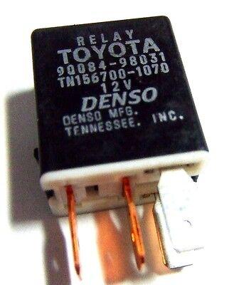 DENSO  TOYOTA RELAY 90084-98031