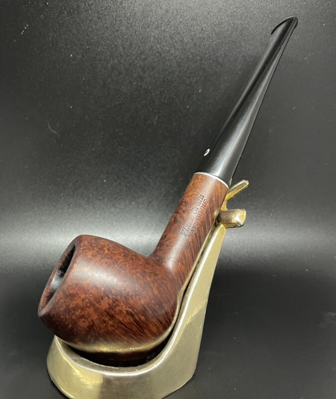 Kaywoodie Flame Grain! Gorgeous Straight Grained Apple Early Estate Pipe