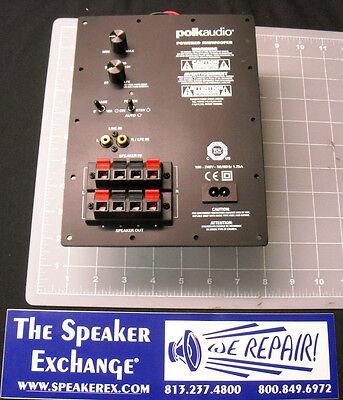 Polk Audio PSW110 Amplifier RF1137-2 120v/240v