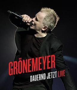 DVD Dauernd Jetzt (Live) von Herbert Grönemeyer (2015)