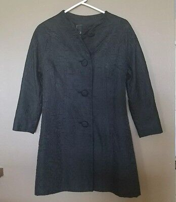 SAKS FIFTH AVENUE Womens Patterned Fashionable Coat Jacket XSmall or 0