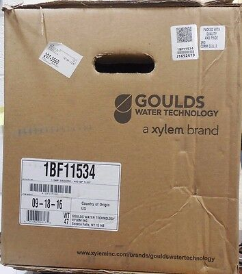 1bf11534 Goulds 1bf11534 Series Centrifugal Pump Size 1 X 1 14-5