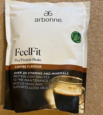 Arbonne Coffee Flavour Protein 1.2kg Bag Brand New Sealed