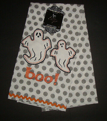 Полотенца, кухонные полотенца New Spooky Night