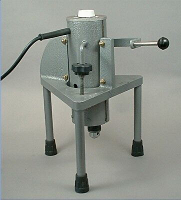 The Baldwin BM#3 Drill Press - The Original Tripod Glass Drilling Machine BM-3V