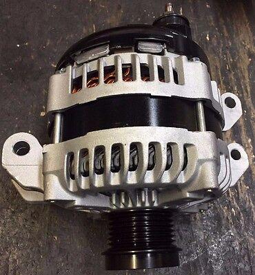 NEW 180A DODGE CHARGER V6 3.6L ALTERNATOR 2011-2015  1 YEAR WARRANTY