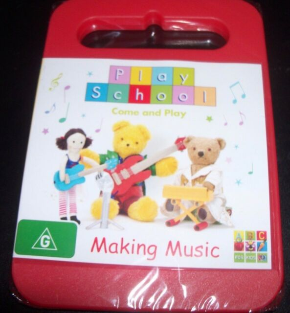 Play School Making Music (Australia Region 4) DVD – New
