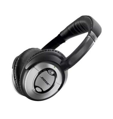 Bose QuietComfort 15 Headband Headphones - Silver/Black, used for sale  Shipping to Canada