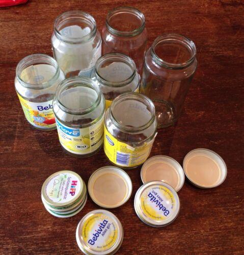 ✨ Babygläschen ✨ Einmachgläser ✨ Deko ✨ Einweckgläser Marmeladenglas Zero Waste