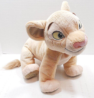 Disney The Lion King Nala Plush Toy 15'' - Plush Lion