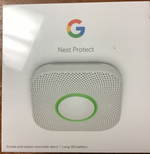 google protect smoke carbon monoxide alarm s3000bwes