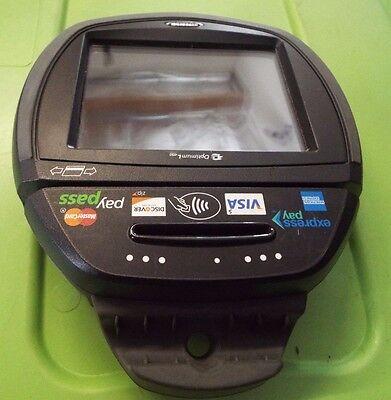 Hypercom Optimum L4150 Multi Lane Credit Card Payment Terminal 010338-013r Fan7