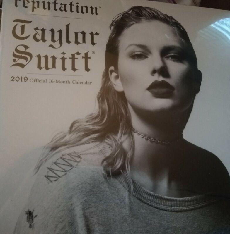 Taylor Swift 2019 Official Calendar