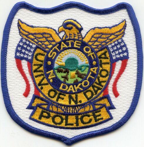UNIVERSITY OF NORTH DAKOTA ND POLICE PATCH