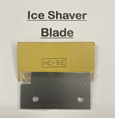 Island Oasis - Sb3x Blender Machine Ice Shaver Blade - Oem Part