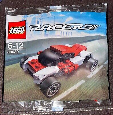 Lego 30030 Rally Raider Red Racer Brand New Sealed Bag Polybag