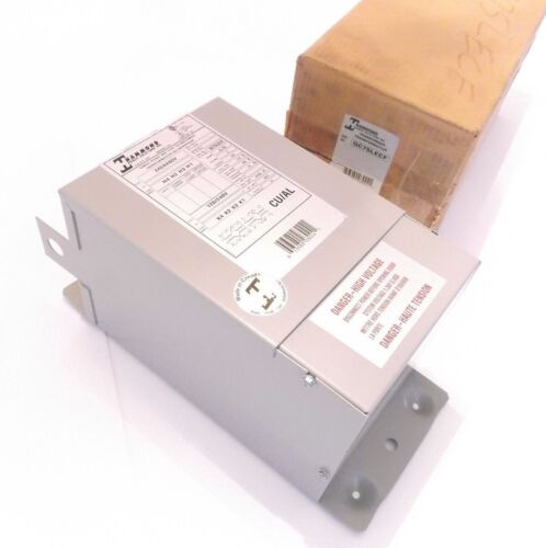 Hammond QC75LECF Transformer - Encapsulated - 0.75KVA - 1P - Prepaid Shipping