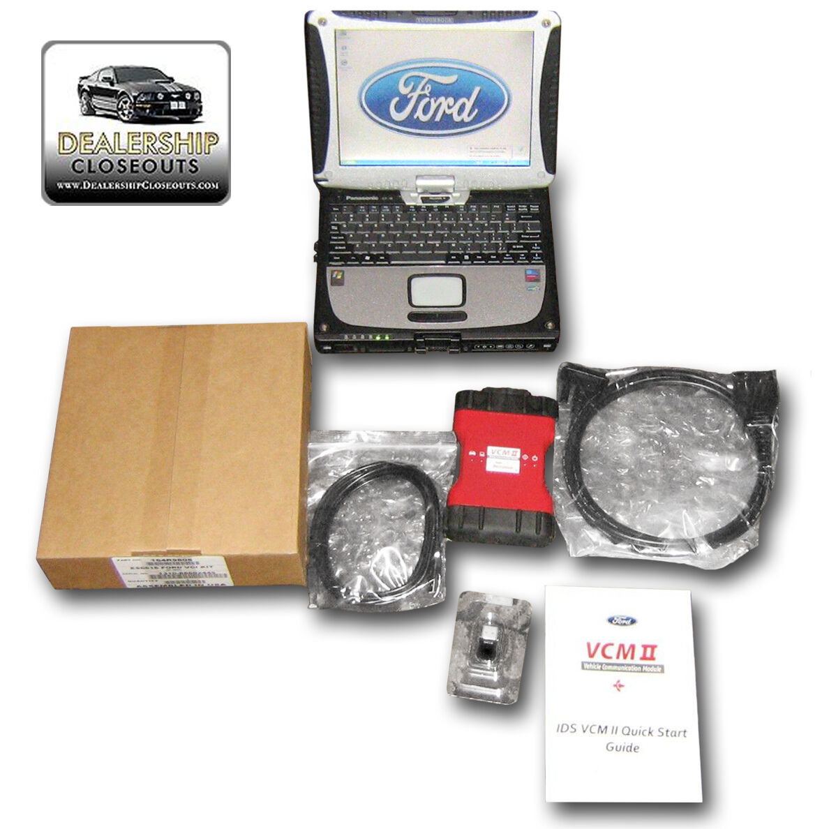 Subaru Dealers Minneapolis >> Ford Rotunda Dealer Ids Vcm Ii Vcm2 2 Toughbook Scan Tool W/subscription Vcm 2 - New Other (see ...